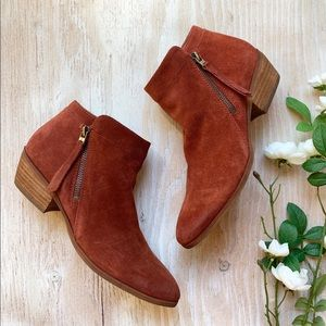 New SAM EDELMAN x Anthropologie Packer Booties